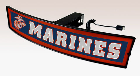 United States Marines Trailer Hitch Cover