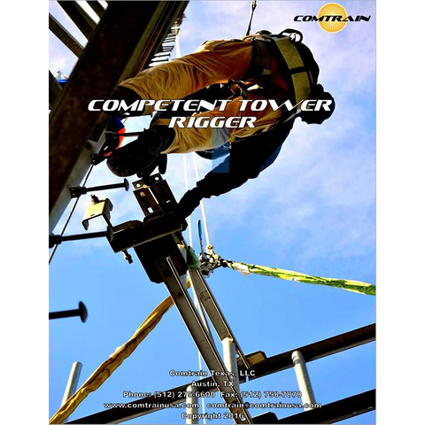Competent Rigger - English Textbook