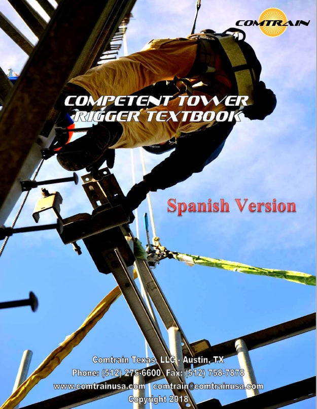 Competent Rigger - SPANISH Textbook
