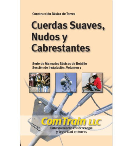 "Spanish Version - ""Cuerda, Nudos Y Cabrestantes Suaves"" De Bolsillo"