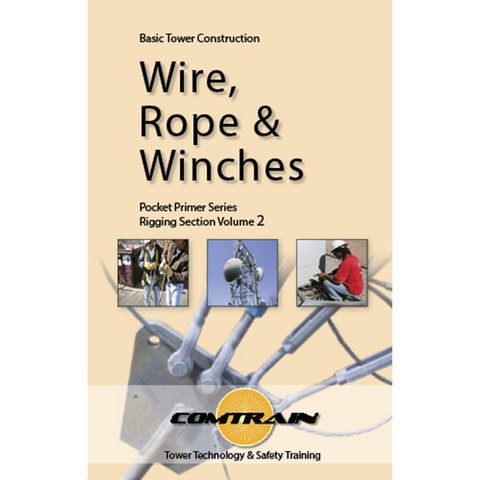 Pocket Primer - Wire, Rope & Winches