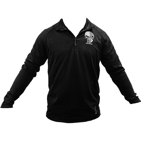 Tower Life™ 1/4 Zip Jacket Black