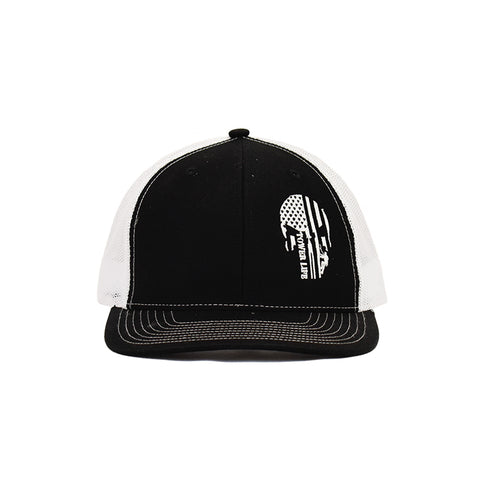 Tower Life™ Hat - Black Stars