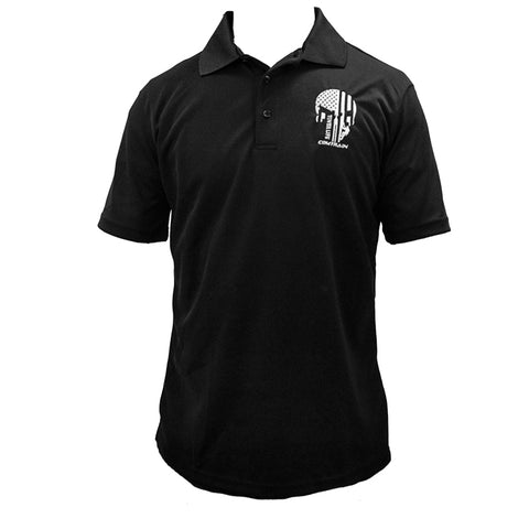 Tower Life™ Performance Dry Fit Shirt- Black