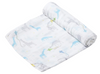ANGEL DEAR BAMBOO SWADDLE BLANKET GIRAFFES WITH KITES