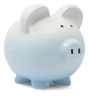 Ombre Piggy Bank