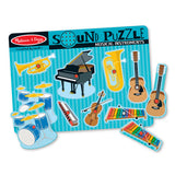 Musical Instruments Sound Puzzle 732