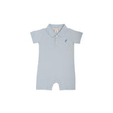 Sir Propers Romper Buckhead Blue
