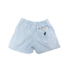Shelton Shorts Seersucker Breakers Blue