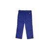 THE BEAUFORT BONNET COMPANY PREP SCHOOL PANT (CORDUROY) - DEL RAY DARK BLUE WITH KEENELAND KHAKI STORK