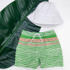 Tortola Swim Trunks Stratford Stripe