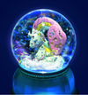 DJECO UNICORN SNOWGLOBE NIGHTLIGHT