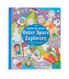 Ooly Coloring Book Outer Space Exploration 118-204