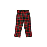 THE BEAUFORT BONNET COMPANY PREP SCHOOL PANT - JAMESTOWN TARTAN