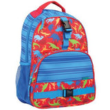 Stephen Joseph Dino Print Backpack