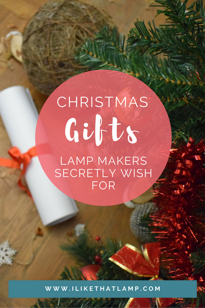Gift Guide: What Lamp Makers Secretly Wish For