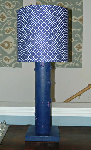 Tutorial: Wallpaper Lampshade