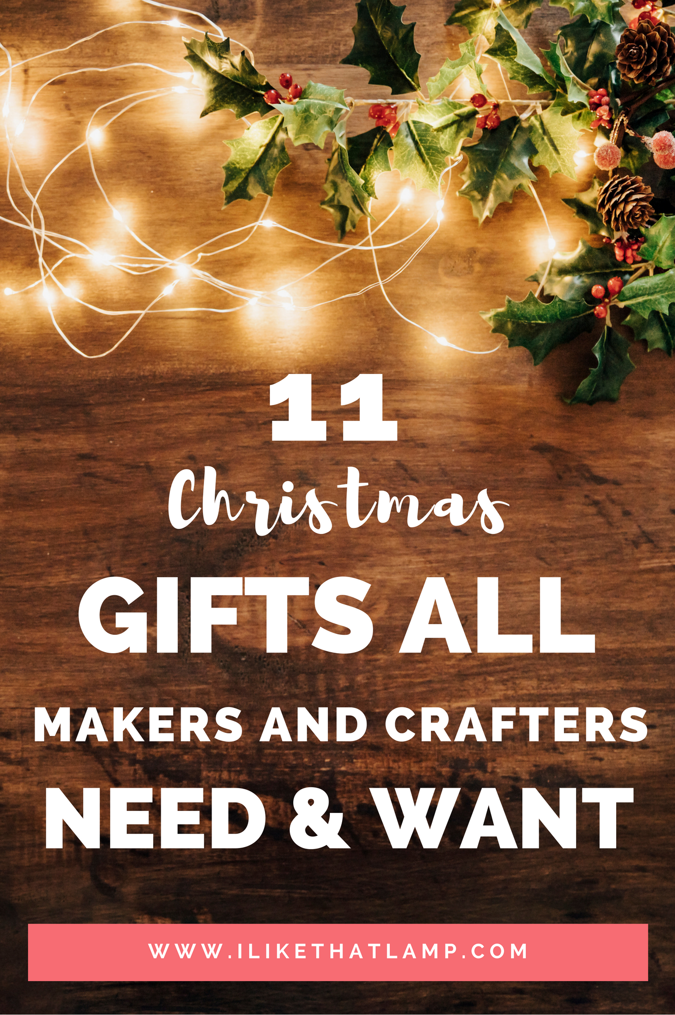 11 Christmas Gift Ideas That Make Crafters Say Wow