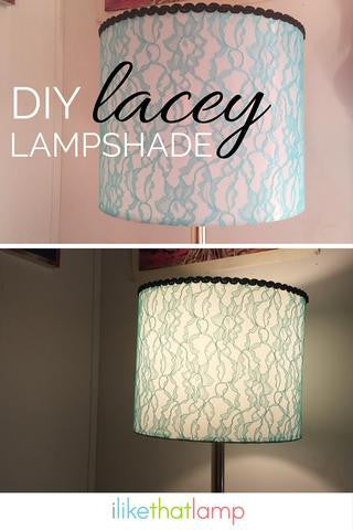 Customer Project Feature: Heather's Lacey Shade