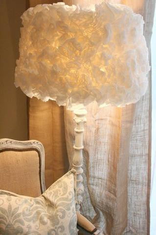 Creative Ways to Cover a Lampshade Without Using Fabric