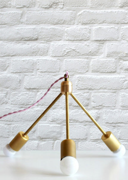 Sputnik Chandelier Inspiration