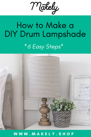 How to Make a Lampshade in 6 Easy Steps