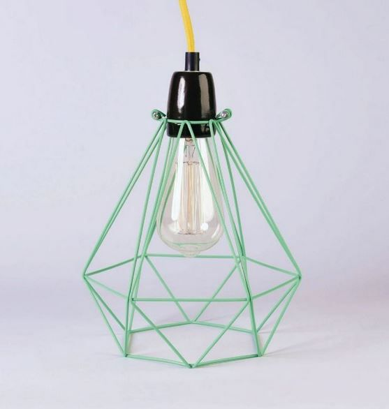 18 Creative Ideas to Use Fabric Wire for DIY Lamps - I Like That Lamp