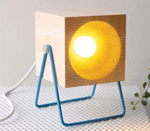 34 Wood Lamps You Ll Want To Diy Immediately I Like That Lamp