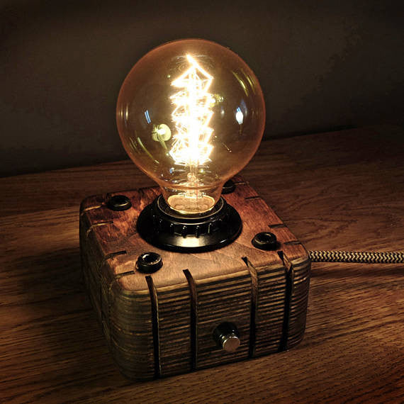 34 Wood Lamps You U2019ll Want To Diy Immediately