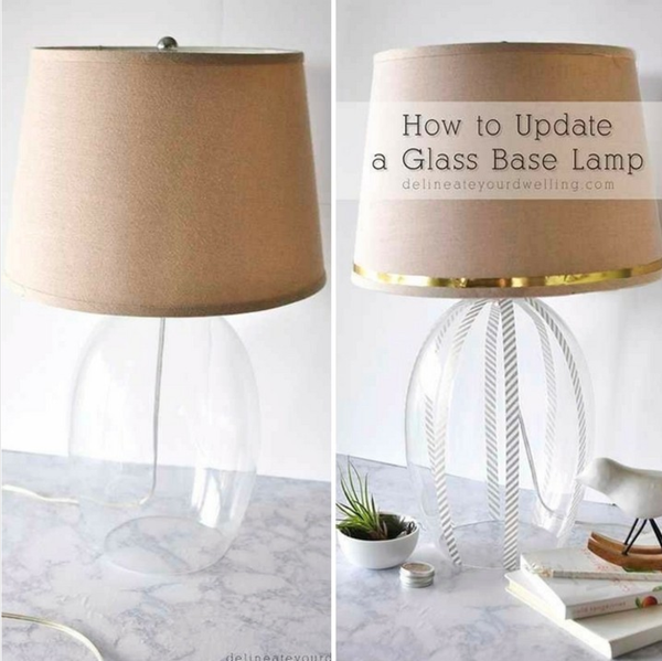 Epic 31 DIY Lamp Tutorials & Makeovers to Try Right Now - Read more at www.ilikethatlamp.com
