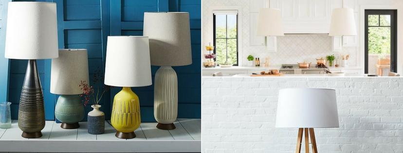 How to make a DIY tapered drum lampshade - Learn at www.ilikethatlamp.com