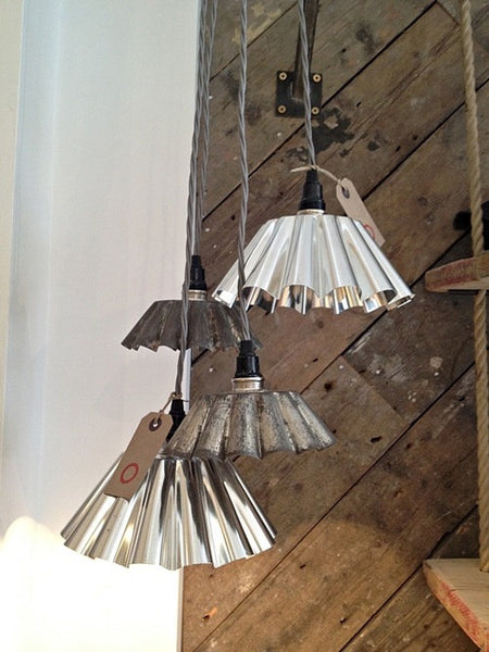 Cake form Pendant Lamps