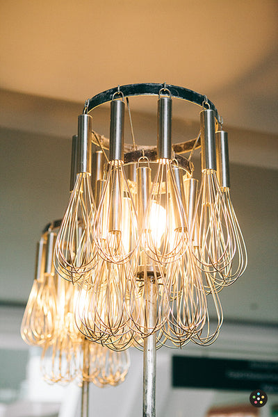 Whisk Chandelier Table Lamps seen in GLORIETTA STORE'S