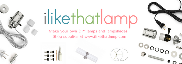 Shop DIY Lamp Making Kits at www.ilikethatlamp.com