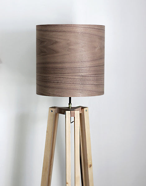 diy-lampshade-wood