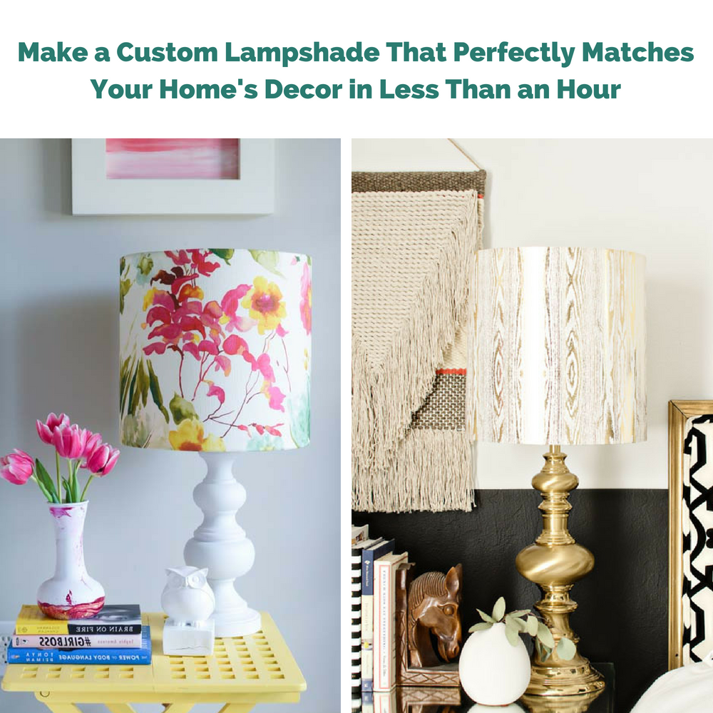 Table Lampshade Kit