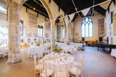 The bridal market preloved and handmade wedding fair at the national centre for early music, st margarets church, york