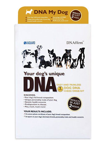 DNA My Dog Breed ID Test Kit
