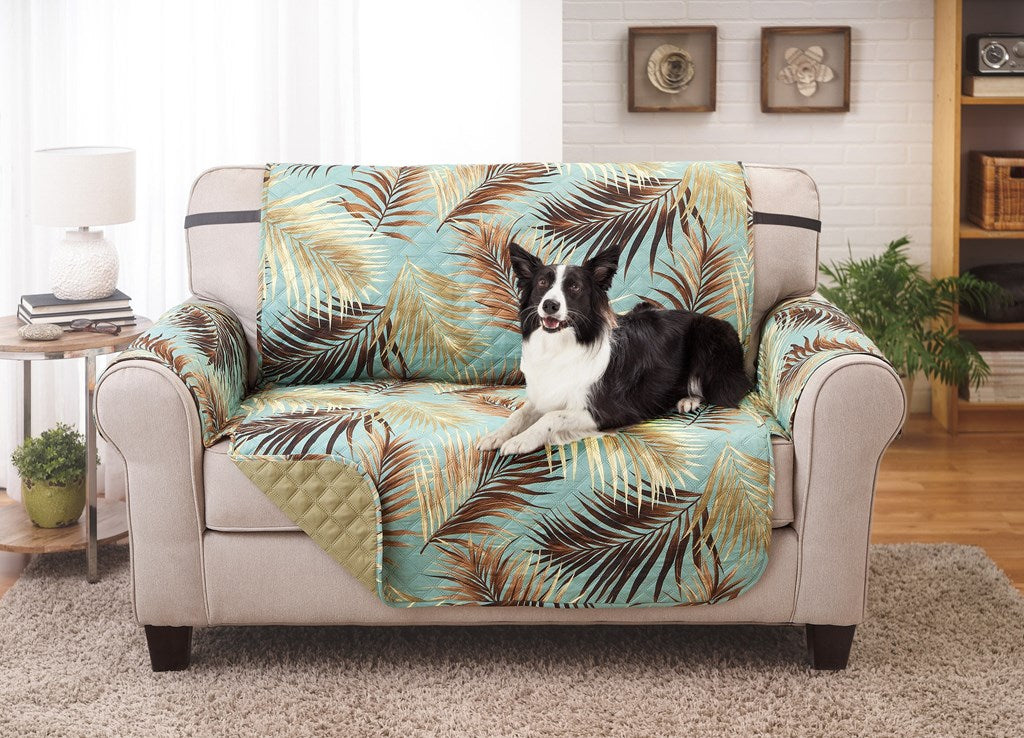Love Seat Furniture Protector Palms