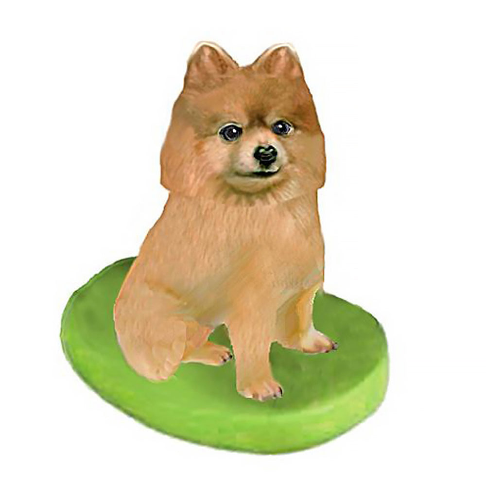 Custom Pet Dog Bobblehead - Pomeranian