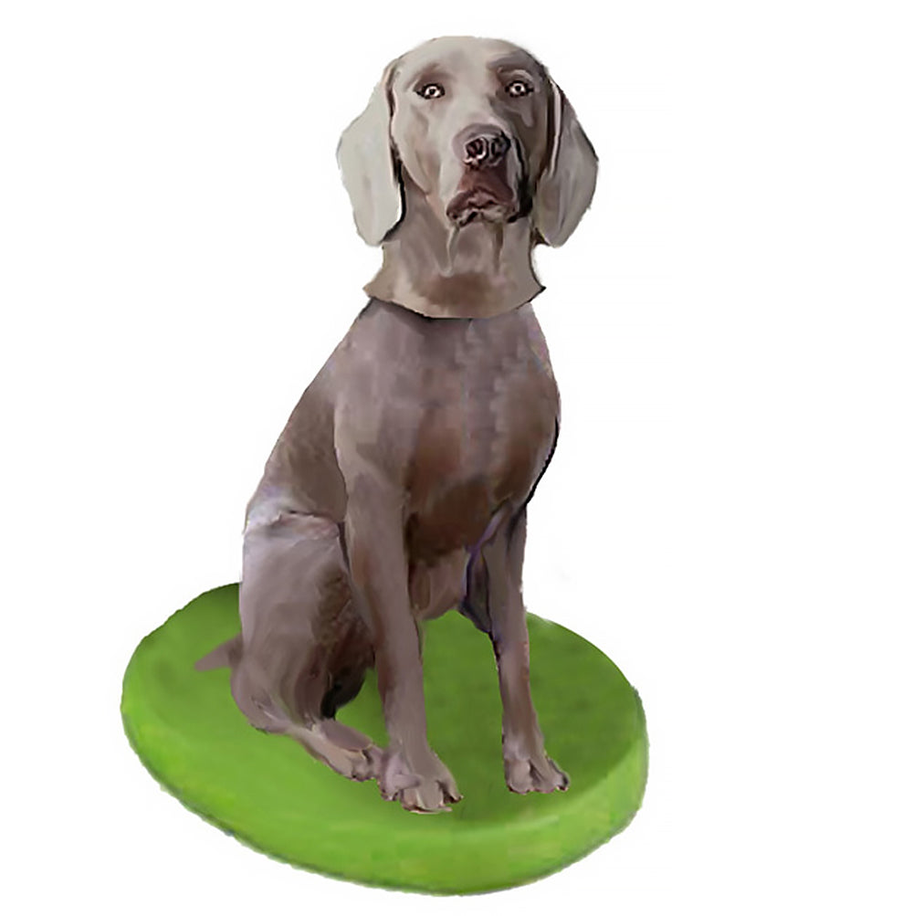 Custom Pet Dog Bobblehead - Wimariner