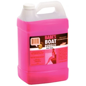 Babe's Boat Bubbles - Gallon