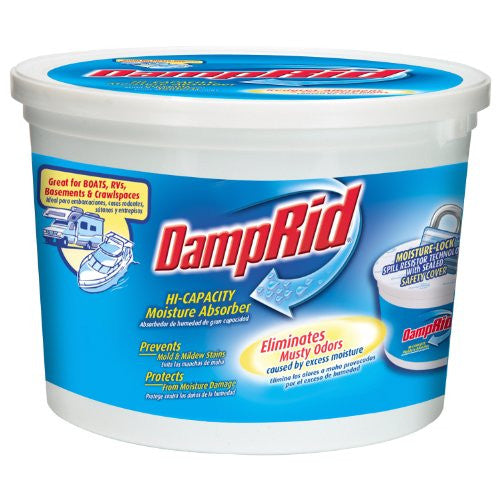 DampRid 64 Oz High Capacity Moisture Absorber