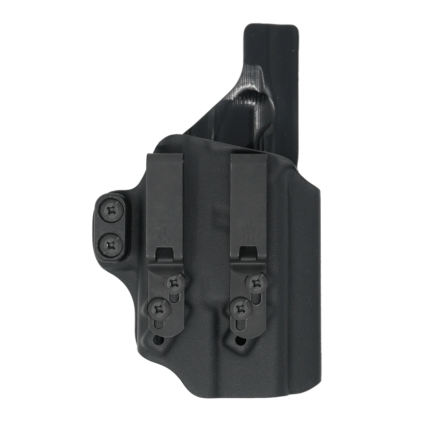 SAGAX LUX2 AIWB Holster for GLOCK