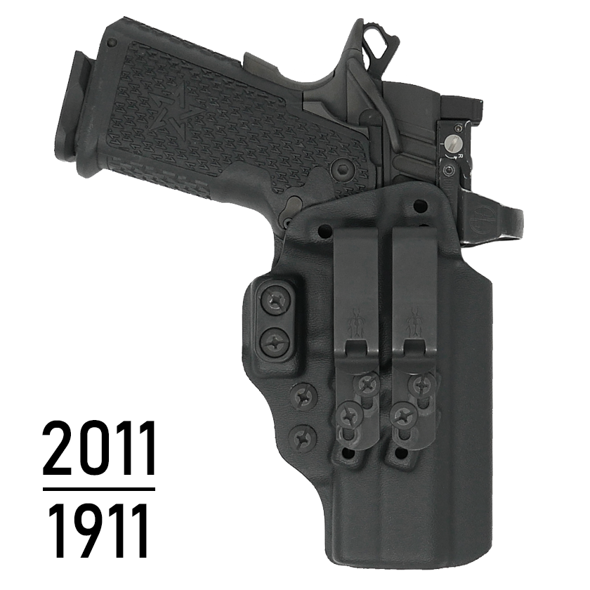 CERTUM3 IWB/AIWB Holster for 2011/1911
