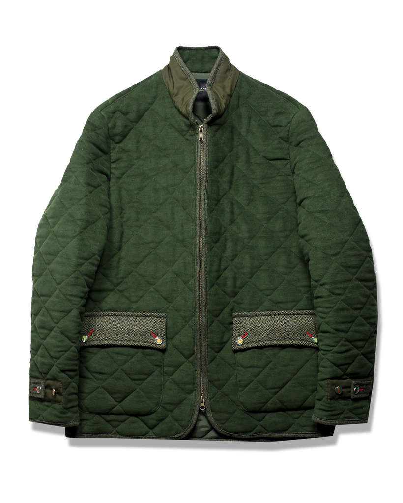 The AL Quilted Jacket