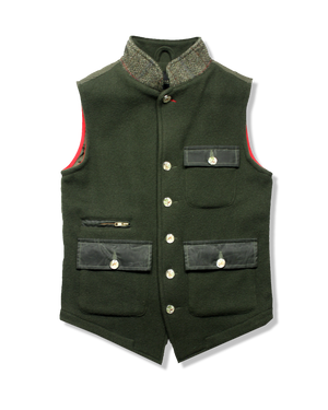 The ROTW Body Warmer - Holland Esquire