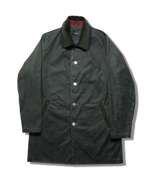 The ROTW Wax Coat - Holland Esquire