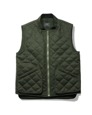 The ROTW Gilet - Holland Esquire