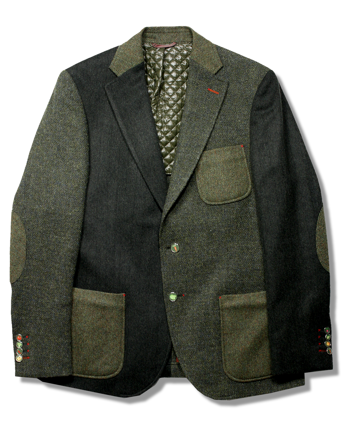 The AL Potting Jacket - Holland Esquire